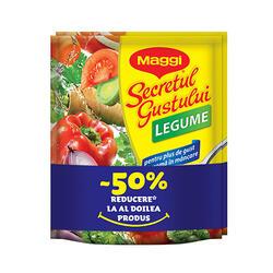 Maggi Condiment Aromă Leg400G(1+1)-25%