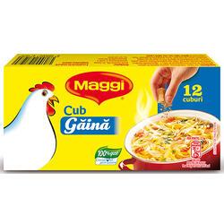 Maggi Cub Găină 120 g