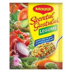 Maggi Secretul Gust Condiment Legume 75 g