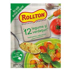 Rollton Bază Manc Legume Și Verdeturi75G