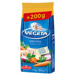 Vegeta Legume 1000G + 200G Gratis