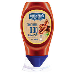 Hellmann S Sos Barbeque 250Ml