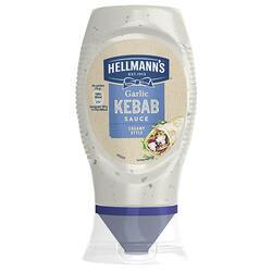 Hellmann S Sos Creamy Kebab 250Ml