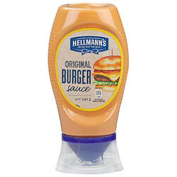 Hellmann S Sos Original Burger 250 ml