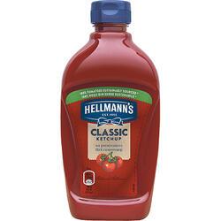 Hellmanns Ketchup Clasic 485G