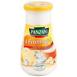 Panzani Sos 4 Formaggi 370 g