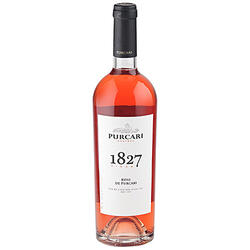 Purcari Vin Rose Sec 0,75 L image