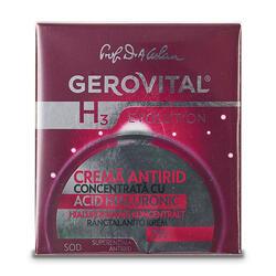 Gerovital H3 Evout Cremă Antirid Hial 50 ml