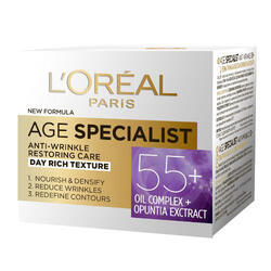 L Oreal Cr.Zi Antirid Age Special55+ 50