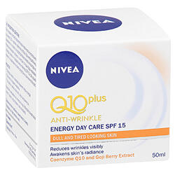 Nivea Q10 Cremă Zi Energising SPF15 50 ml