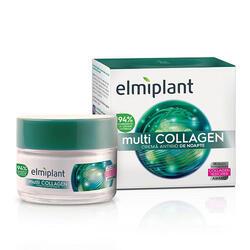 Elmiplant Collagen Cr. Noapte Antirid 50