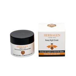Herbagen Cremă Noapte Cu Miere 50Gr
