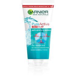 Garnier 3In1 Gel+Exfo+Mască Imperf 150