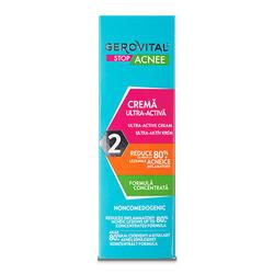 Gerovital Stop Acnee Cremă Ultra Act15 ml