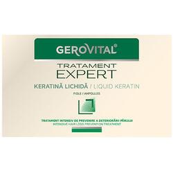 Gerovital Tr Exp Keratină Lichidă 10X10