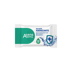 Asens Aqua Serv Igienizante Apă 48 Buc