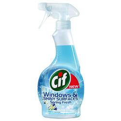 Cif Windows Sol Geamuri Spring 500   ml