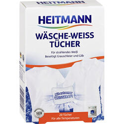 Heitmann Șervețele Înălbitor 20 Buc