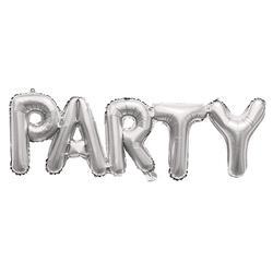 Ghirlandă Gonflabilă Party Argintie