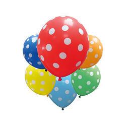 Set 6 Baloane Puncte