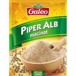 Galeo Piper Alb Măcinat 15G