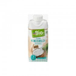 dmBio lapte cocos& cacao 12+ 330ml