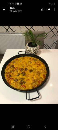 Paella Vegetariană(pt 2 pers.) image