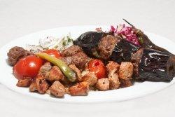 Siverek - kebab asortat cu vinete image
