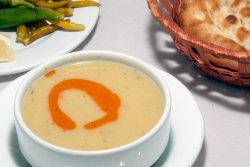 Suzme - supă cremă de linte image