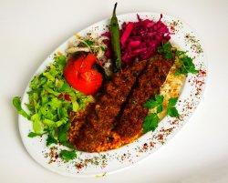 Tavuk kebab - Kebab de pui image