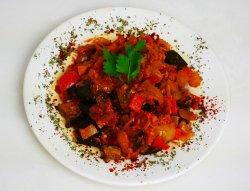 Saksuka - salată de vinete image