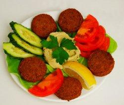 Falafel - Chifteluțe din năut image