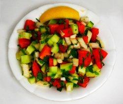 Coban salatasi - salată cioban image