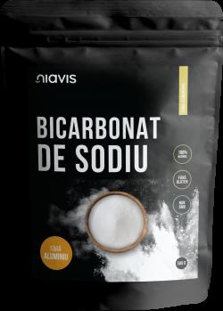 Niavis - BICARBONAT DE SODIU FARA ALUMINIU 500G image