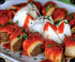 Beyti kebab image