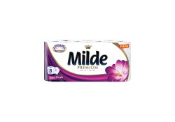 Milde strong&soft hartie igienica 8 role