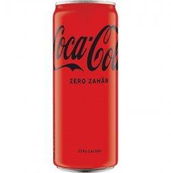 Coca-cola zero 330 ml image