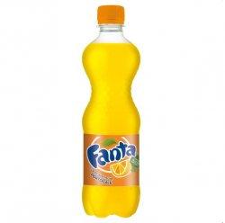 Fanta portocale 500 ml image