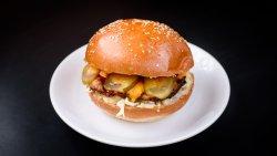 Burger fresh-express de pui image