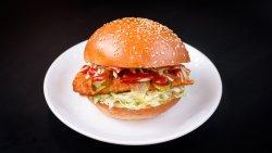 1+1 gratuit: Burger fresh-express cu șnițel de pui image