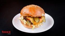 Burger fresh-express de vită image