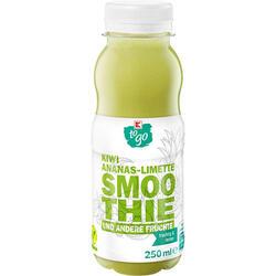 K-To-Go Smoothie Kiwi Ananas Lime 250 ml image