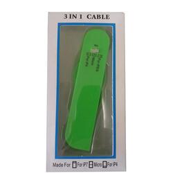 Cablu 3In1 Iphone 4/5 Micro Usb image