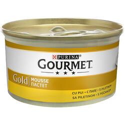 Gourmet Gold Hrană Pisici Pui 85 g image