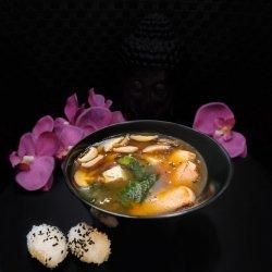 Miso pește somon image