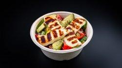 Halloumi Salat` image