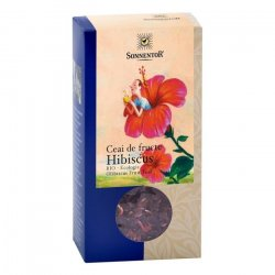 Ceai Fructe Hibiscus Eco 80Gr Sonnentor image