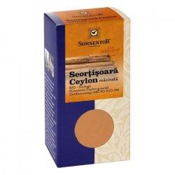 Condiment Scorțișoară Ceylon Măcinată Eco 40Gr Sonnentor image