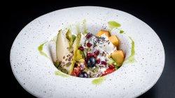 Salata Doamnei Dragomir (avocado, brânză de capră aerată, roșii de țară, muguri și semințe atent alese) image