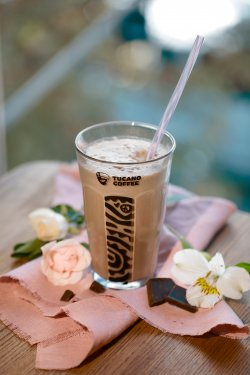 Chocolate Milkshake image